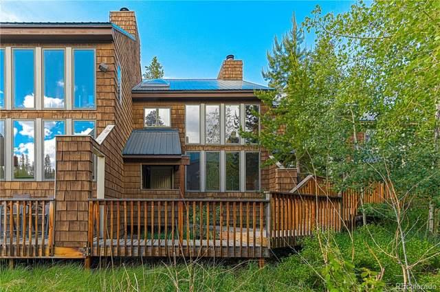 151 Kings Crossing Road #12, Winter Park, CO 80482 (MLS #5680167) :: 8z Real Estate