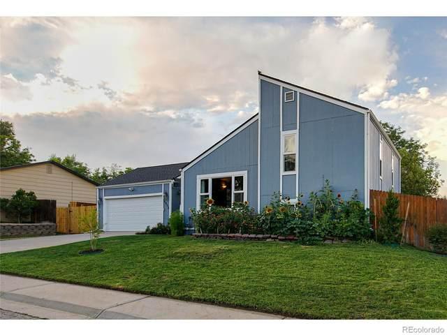 6666 S Elm Circle, Centennial, CO 80121 (MLS #5682489) :: 8z Real Estate