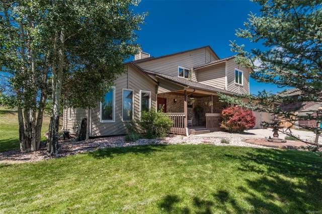 9009 Northwoods Glen Court, Parker, CO 80134 (MLS #5685882) :: 8z Real Estate
