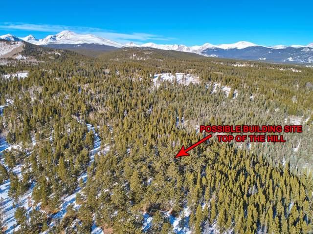 0 Peak To Peak Highway, Ward, CO 80481 (#5687969) :: HomePopper