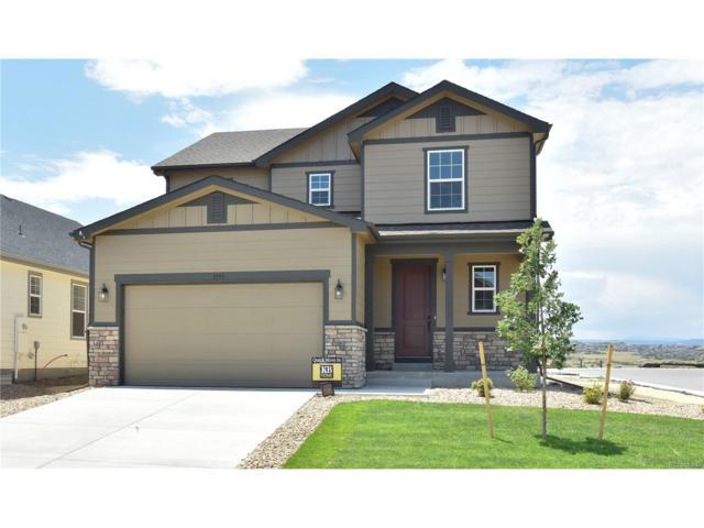 3395 Caprock Way, Castle Rock, CO 80104 (MLS #5689682) :: 8z Real Estate