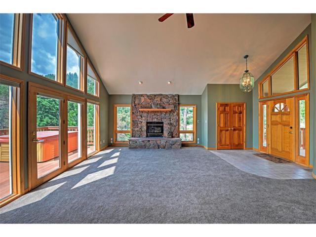 6096 High Drive, Morrison, CO 80465 (MLS #5694932) :: 8z Real Estate