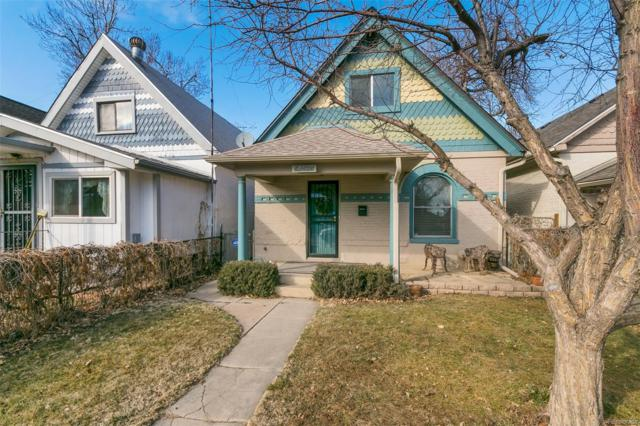 3471 W 33rd Avenue, Denver, CO 80211 (#5695008) :: Bring Home Denver