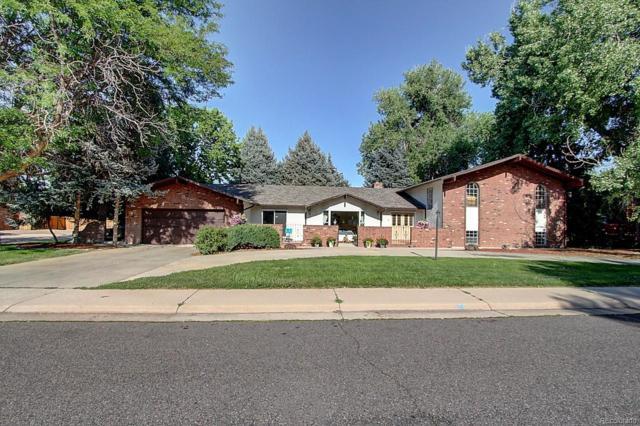 3928 S Ames Way, Denver, CO 80235 (MLS #5695803) :: 8z Real Estate