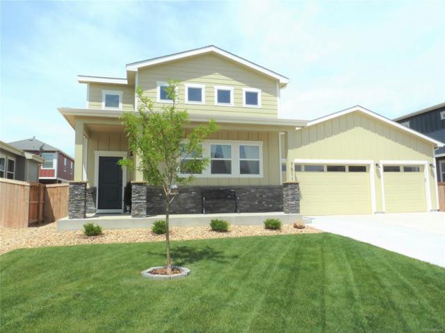 7511 Starkweather Drive, Wellington, CO 80549 (MLS #5698416) :: 8z Real Estate