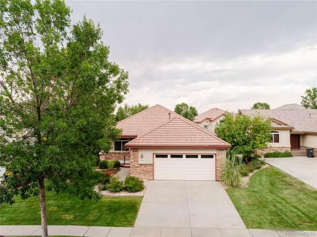 4659 Foothills Drive, Loveland, CO 80537 (MLS #5698891) :: Neuhaus Real Estate, Inc.
