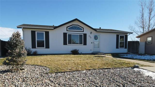 334 Ravine Way, Lochbuie, CO 80603 (MLS #5701801) :: 8z Real Estate