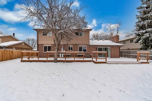 4459 S Carr Court, Littleton, CO 80123 (MLS #5702797) :: 8z Real Estate