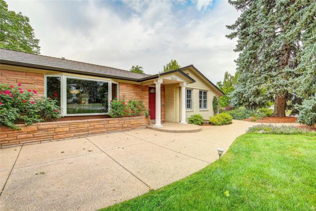 3845 Everett Street, Wheat Ridge, CO 80033 (#5704140) :: House Hunters Colorado