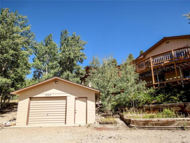 553 Empire Valley Drive, Leadville, CO 80461 (#5704223) :: The DeGrood Team