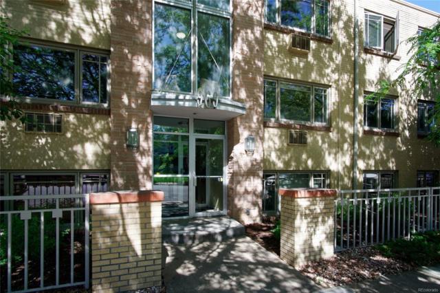969 S Pearl Street #207, Denver, CO 80209 (#5704535) :: Wisdom Real Estate