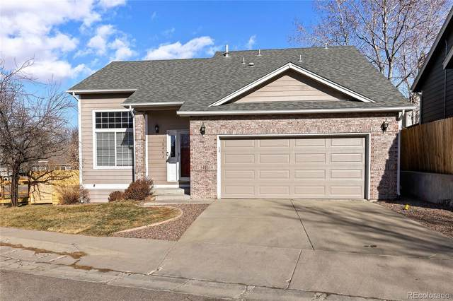 10493 W 82nd Avenue, Arvada, CO 80005 (#5704690) :: The HomeSmiths Team - Keller Williams