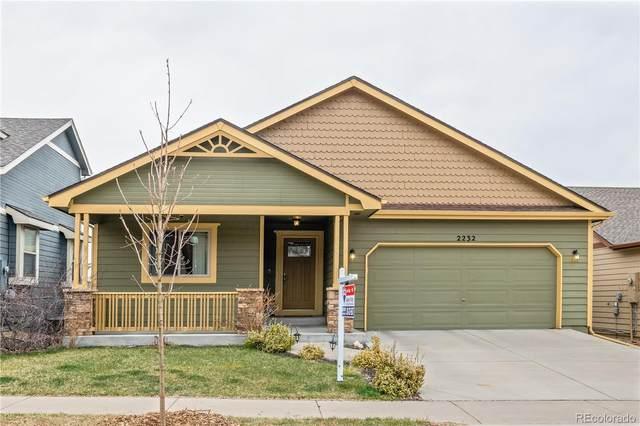 2232 Muir Lane, Fort Collins, CO 80524 (MLS #5707975) :: 8z Real Estate