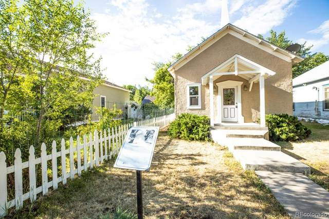 113 W Field Street, La Veta, CO 81055 (#5708653) :: iHomes Colorado
