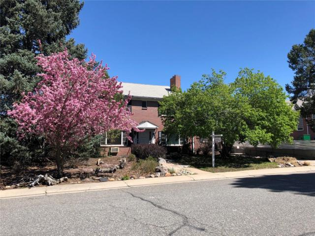 950 S Harrison Street, Denver, CO 80209 (#5710571) :: The Pete Cook Home Group