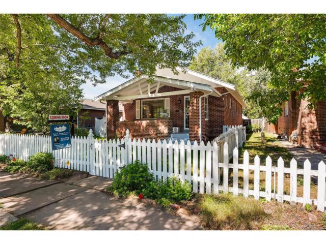 441 S Washington Street, Denver, CO 80209 (MLS #5712889) :: 8z Real Estate