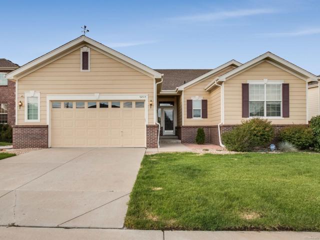16305 Prairie Farm Circle, Parker, CO 80134 (#5715123) :: Wisdom Real Estate