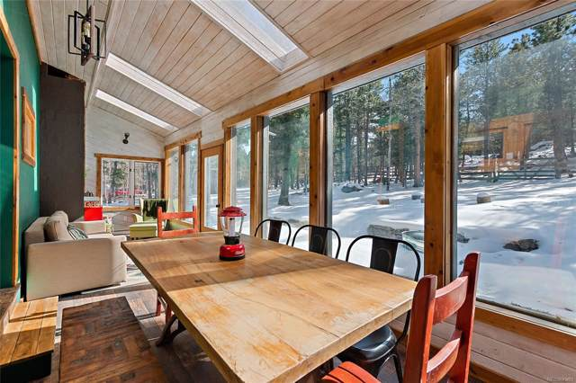 23908 Mormon Drive, Conifer, CO 80433 (#5719275) :: Berkshire Hathaway Elevated Living Real Estate