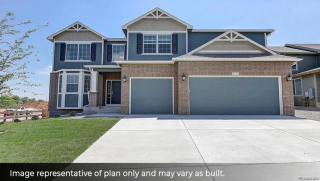 18661 W 87th Avenue, Arvada, CO 80007 (#5723611) :: The Heyl Group at Keller Williams
