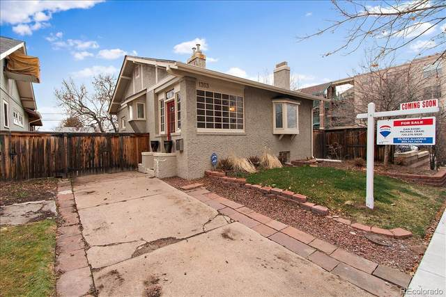 1353 S Clarkson Street, Denver, CO 80210 (MLS #5724247) :: 8z Real Estate