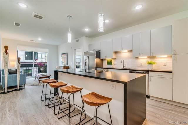 3500 S Corona Street #507, Englewood, CO 80113 (#5724933) :: The Griffith Home Team