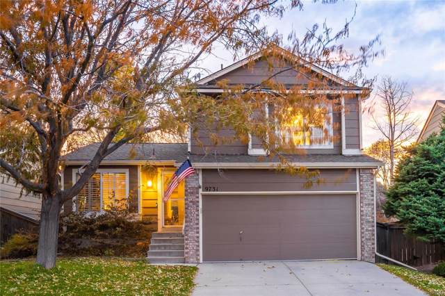 9731 Canberra Court, Highlands Ranch, CO 80130 (#5726941) :: The DeGrood Team
