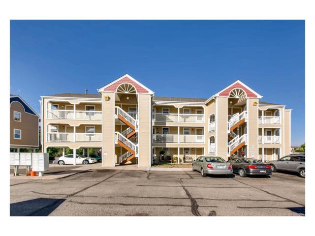 1155 S Gilbert Street G301, Castle Rock, CO 80104 (MLS #5727331) :: 8z Real Estate