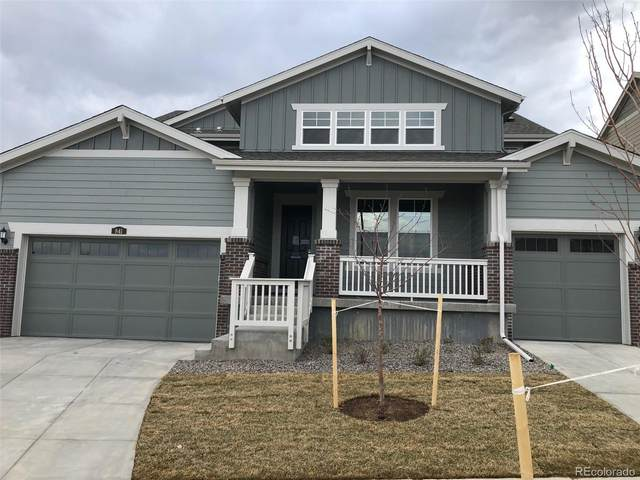 841 Sandstone Circle, Erie, CO 80516 (#5727755) :: The Griffith Home Team