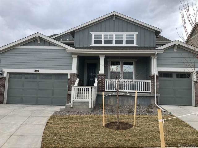 841 Sandstone Circle, Erie, CO 80516 (MLS #5727755) :: 8z Real Estate