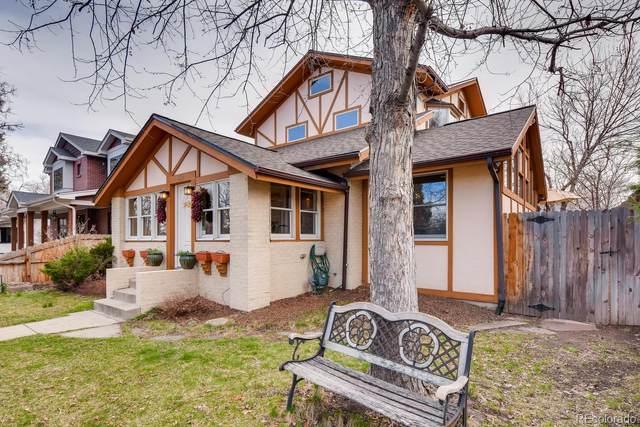1842 S Marion Street, Denver, CO 80210 (MLS #5728494) :: 8z Real Estate