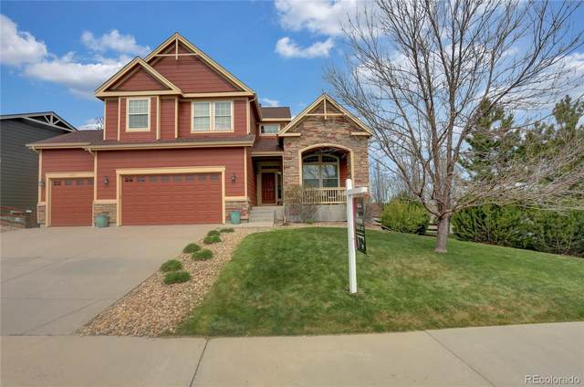 3293 Arroyo Verde Way, Castle Rock, CO 80108 (#5729474) :: The HomeSmiths Team - Keller Williams