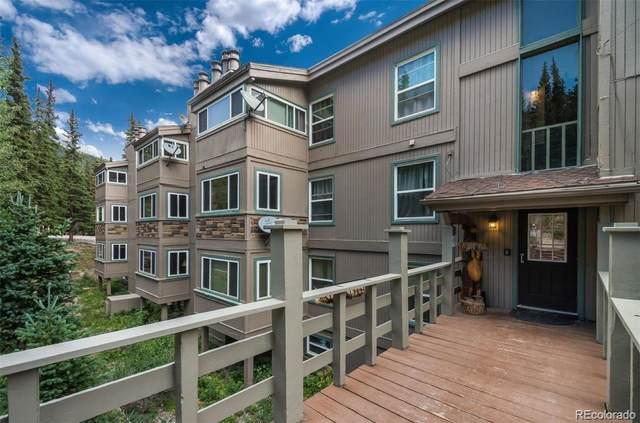 9366 Fall River Road #307, Idaho Springs, CO 80452 (MLS #5736108) :: 8z Real Estate