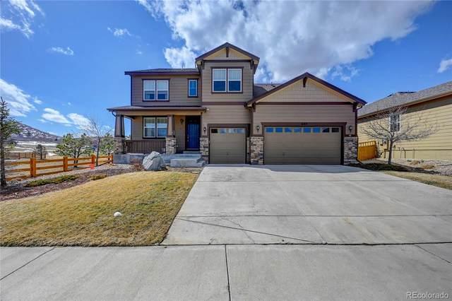 6189 Hoofbeat Place, Castle Rock, CO 80108 (MLS #5737764) :: The Sam Biller Home Team