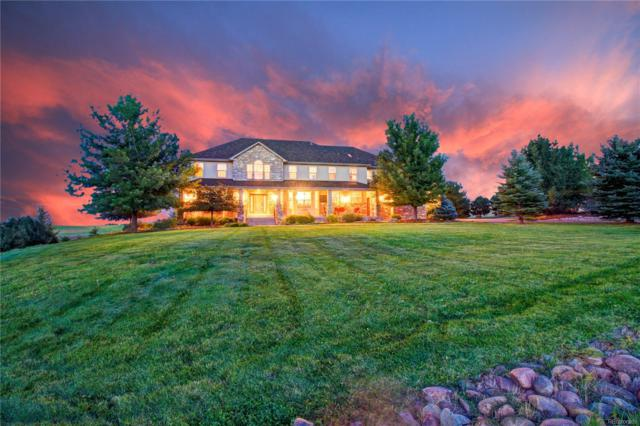 7530 Flintwood Road, Parker, CO 80138 (#5738405) :: The Griffith Home Team
