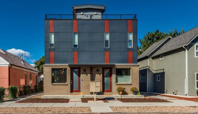 443 Galapago Street, Denver, CO 80204 (#5738815) :: The HomeSmiths Team - Keller Williams
