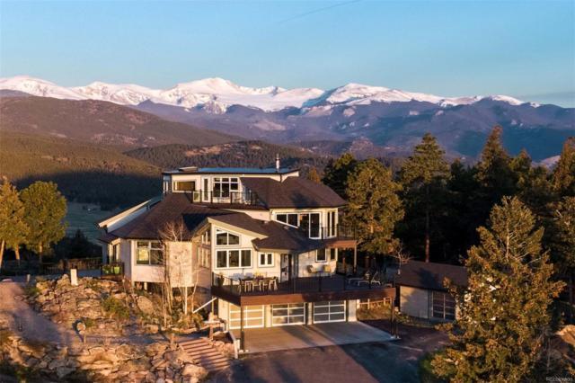 30997 Isenberg Lane, Evergreen, CO 80439 (MLS #5740067) :: 8z Real Estate