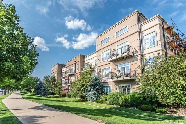 5677 Park Place 102B, Greenwood Village, CO 80111 (#5740071) :: Portenga Properties