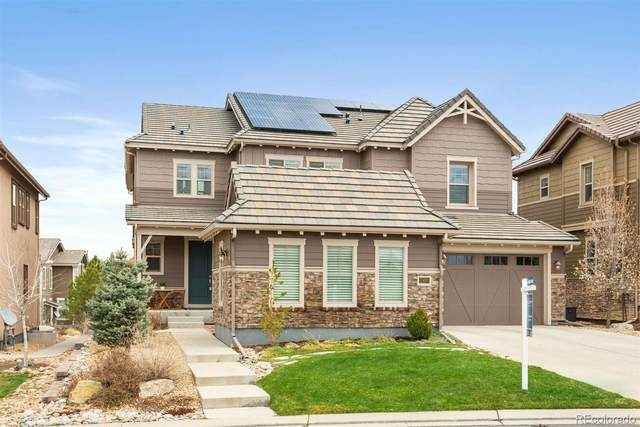 10660 Star Thistle Court, Highlands Ranch, CO 80126 (#5740216) :: Venterra Real Estate LLC