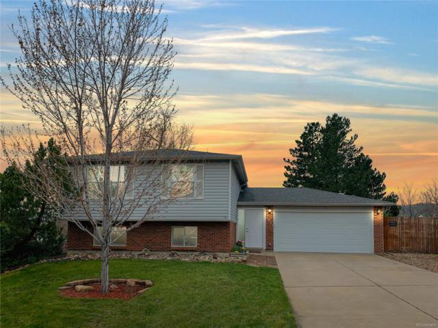 4433 S Cole Street, Morrison, CO 80465 (#5740277) :: The Heyl Group at Keller Williams