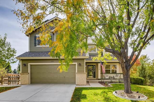 393 Rose Finch Circle, Highlands Ranch, CO 80129 (#5740805) :: Colorado Home Finder Realty