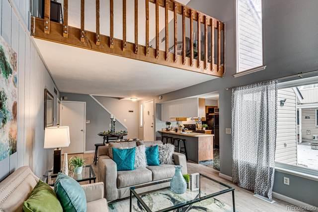 2411 S Xanadu Way D, Aurora, CO 80014 (#5743294) :: Berkshire Hathaway Elevated Living Real Estate