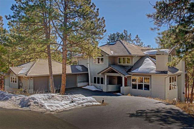 25824 Bristlecone Court, Golden, CO 80401 (#5746792) :: Compass Colorado Realty