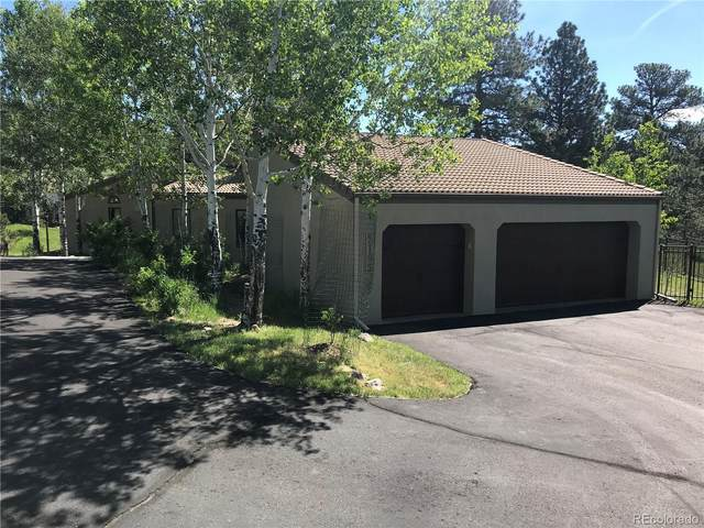 2195 S Foothills Drive, Golden, CO 80401 (#5747548) :: The Peak Properties Group