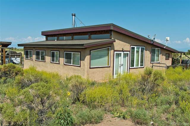 862 Quartzite Trail, Crestone, CO 81131 (#5749563) :: THE SIMPLE LIFE, Brokered by eXp Realty