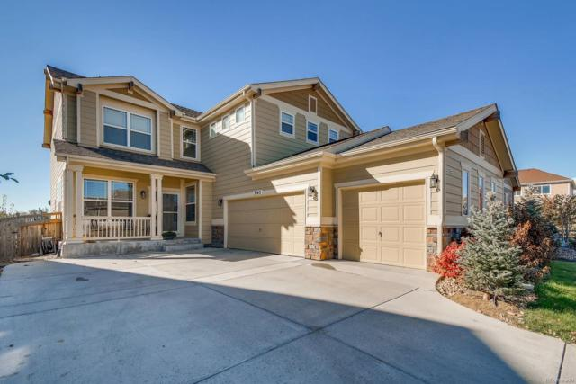 3145 Lump Gulch Way, Frederick, CO 80516 (#5751086) :: The DeGrood Team