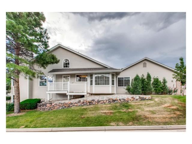 9310 Bauer Court, Lone Tree, CO 80124 (MLS #5751276) :: 8z Real Estate