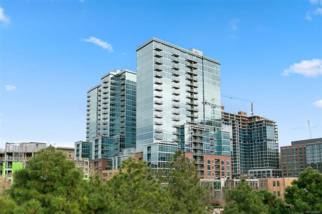1700 Bassett Street #2215, Denver, CO 80202 (#5754434) :: Bring Home Denver