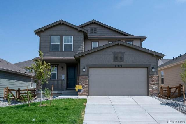 21477 E Stanford Drive, Aurora, CO 80015 (MLS #5755440) :: Bliss Realty Group