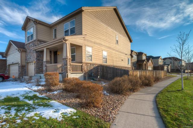 25630 E Hoover Place, Aurora, CO 80016 (#5757997) :: The Griffith Home Team