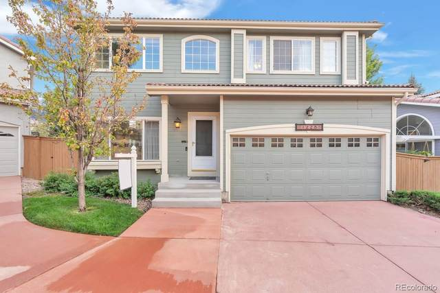 1228 Laurenwood Way, Highlands Ranch, CO 80129 (#5759827) :: The Brokerage Group